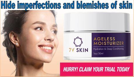 7v Skin Care Cream